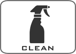 Clean Surface